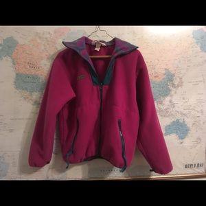 Columbia retro vintage fleece